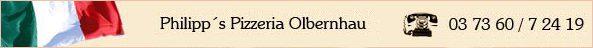Pizza bestellen Marienberg
